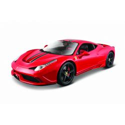Obrázek Bburago 1:18 Ferrari Signature series 458 Speciale Red