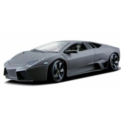 Obrázek Bburago 1:24 Plus Lamborghini Reventón Metallic Grey