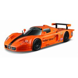 Obrázek Bburago 1:24 Plus Maserati MC12 Orange