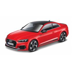 Obrázek Bburago 1:24 Plus Audi RS 5 Coupe Red