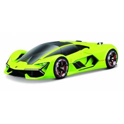 Obrázek Bburago 1:24 Plus Lamborghini Terzo Millenio Green