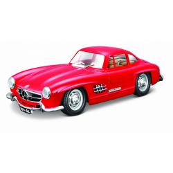 Obrázek Bburago 1:24 Mercedes Benz 300SL Red