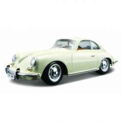 Obrázek Bburago 1:24 Porsche 356B Coupe (1961) Ivory
