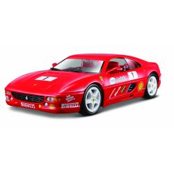 Obrázek Bburago 1:24 Ferrari Racing F355 Challenge Red
