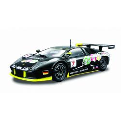 Obrázek Bburago 1:24 Race Lamborghini Murciealago GT Black