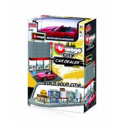 Obrázek Bburago 1:43 BBURAGO CITY Car Dealer
