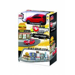 Obrázek Bburago 1:43 BBURAGO CITY Fast Food