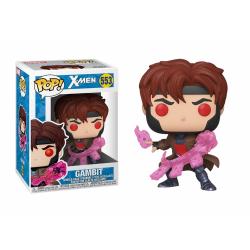 Obrázek Funko POP Marvel: X-Men Classic – Gambit w/ Cards
