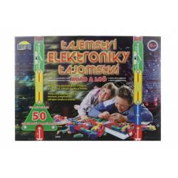 Obrázek Elektronická sada - 50 experimentov