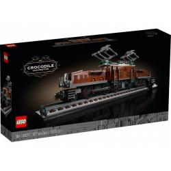 Obrázek LEGO<sup><small>®</small></sup> Creator 10277 - Lokomotiva Krokodýl