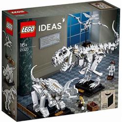 Obrázek LEGO<sup><small>®</small></sup> Ideas 21320 - Dinosauří fosilie