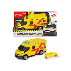 Obrázek Ambulance Iveco česká verze 18 cm