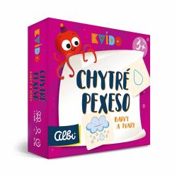Obrázek Chytré pexeso - Barvy a tvary