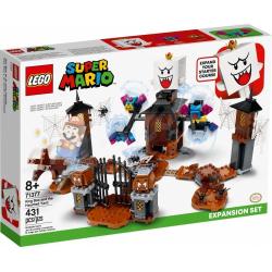 Obrázek LEGO<sup><small>®</small></sup> Super Mario 71377 - Král Boo a strašidelný dvůr – rozšiřující set