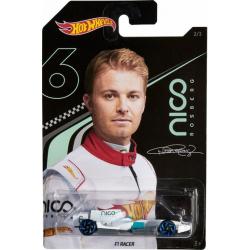 Obrázek Hot Wheels Angličák Nico Rosberg