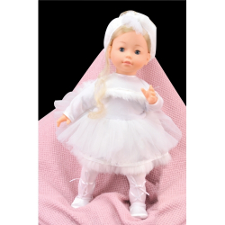 Obrázek Panenka Bambolina Molly baletka se 3 písničkami
