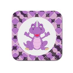 Obrázek Podtácek Veselá zvířátka - Dinosaurus