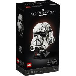 Obrázek LEGO<sup><small>®</small></sup> Star Wars 75276 -  Helma Stormtroopera