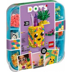 Obrázek LEGO<sup><small>®</small></sup> DOTs 41906 - Stojánek na tužky ve tvaru ananasu
