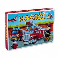 Obrázek Hra Hasiči 3 logické hry