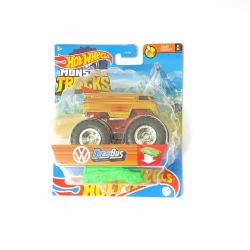 Obrázek Hot Wheels Monster trucks Drag Bus GTH82