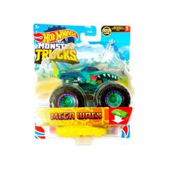 Obrázek Hot Wheels Monster trucks Mega Wrex GWK18