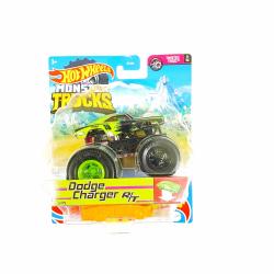Obrázek Hot Wheels Monster trucks Dodge Charger GWJ98