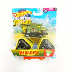 Obrázek Hot Wheels Monster trucks Invader GTH73