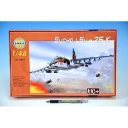 Obrázek Model Suchoj SU-25 K