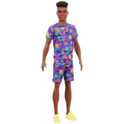 Obrázek Barbi Model Ken - v pyžamu GRB87