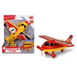 Obrázek Vrtulové letadlo 14 cm 2 druhy - 2 druhy