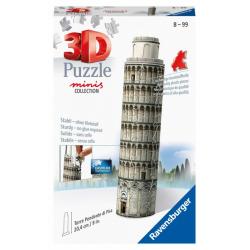 Obrázek Mini budova - Šikmá věž v Pise 54 dílků
