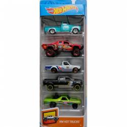 Obrázek Hot Wheels Angličák 5ks - Hot Trucks FYL18