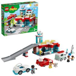 Obrázek LEGO<sup><small>®</small></sup> DUPLO<sup><small>®</small></sup> Town 10948 - Garáž a myčka aut