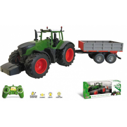 Obrázek RC - Farm Taktor s vleckou 1:16