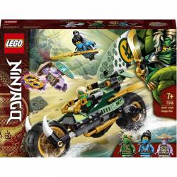 Obrázek LEGO<sup><small>®</small></sup> Ninjago 71745 - Lloydova motorka do džungle