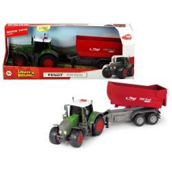 Obrázek Traktor Fendt 939 Vario s prívesom 41cm