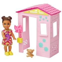 Obrázek Barbie Příběh z deníku chůvy GRP15