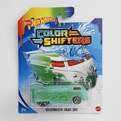 Obrázek Hot Wheels angličák color shifters - Volkswagen Drag Bus BHR40