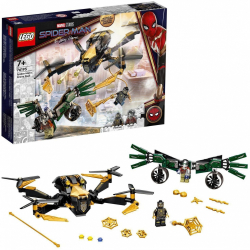 Obrázek LEGO<sup><small>®</small></sup>® Marvel Spider-Man 76195 - Spider-Man a duel s dronem