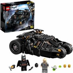 Obrázek LEGO<sup><small>®</small></sup>® DC Batman™ 76239 Batmobil Tumbler: souboj se Scarecrowem