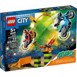 Obrázek LEGO<sup><small>®</small></sup> City 60299 - Kaskadérská soutěž