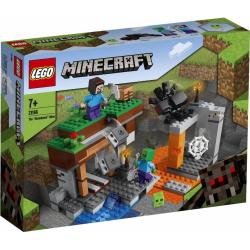 Obrázek LEGO<sup><small>®</small></sup> Minecraft 21166 - Opuštěný důl