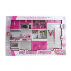 Obrázek Kuchyňský set pro panenky na baterie
