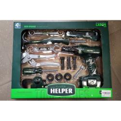 Obrázek Sada nářadí zelená v krabici