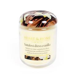 Obrázek Velká svíčka - Santalové dřevo