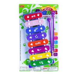 Obrázek Dětský xylofón 27 cm