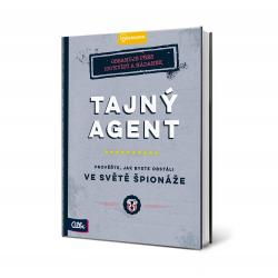 Obrázek ALBI Kniha Tajný agent