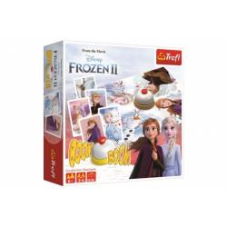 Obrázek Boom Boom Ledové království II/Frozen II společenská hra v krabici 26x26x8cm