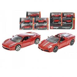 Obrázek Auto Bburago 1:32 Ferrari Race Play - 7 druhů